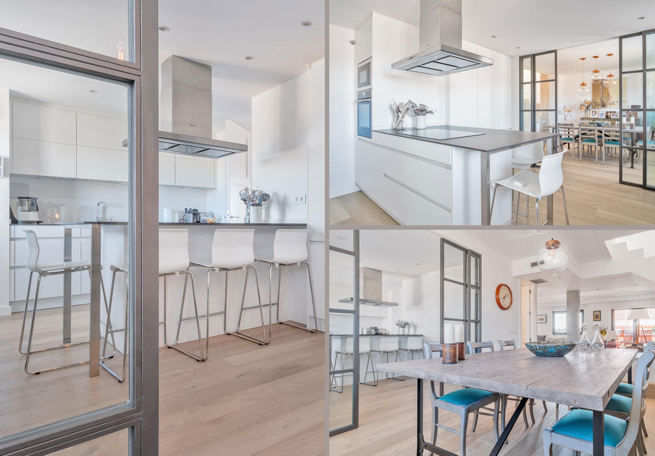 Reformas de cocinas en madrid alonso y blanco - Azulejos pereda ...